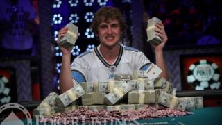 Ryan Riess Wins 2013 WSOP Main Event 14