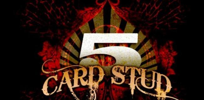 Le 5-Card Stud Poker