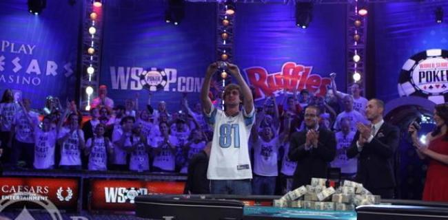 Album Photos : La Table finale du Main Event des WSOP
