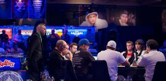 L'Album Photos du Main Event des WSOP 2013