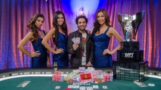 Royal Flush Girls et gagnant WPT