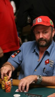 Dennis Phillips hésite à faire son continuation bet