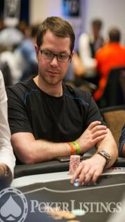 Jonathan Little 2013 WSOP Europe