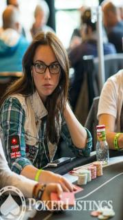 Liv Boeree2013 WSOP EuropeEV021K Re entryDay 1BGiron8JG9167