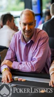 Vitaly Lunkin souriant aux WSOP Europe 2013