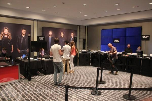 Caisse EPT Barcelone