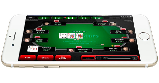 iphone 6 pokerstars2