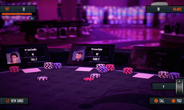 pure holdem ps4 2015